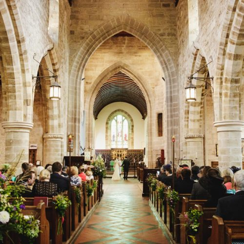 Wedding at St. Bartholomew