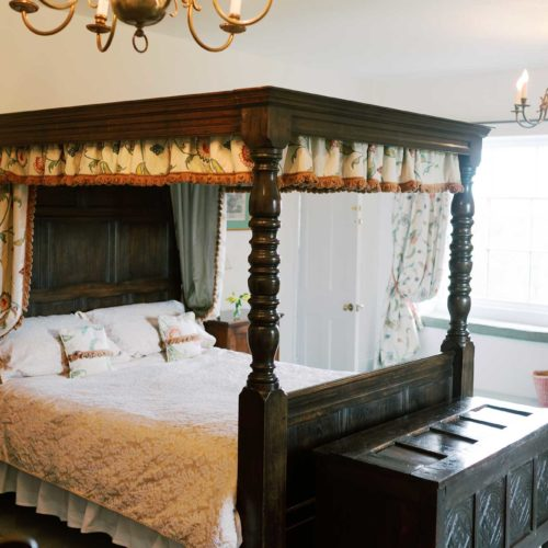 The Lime Bedroom at Homme House